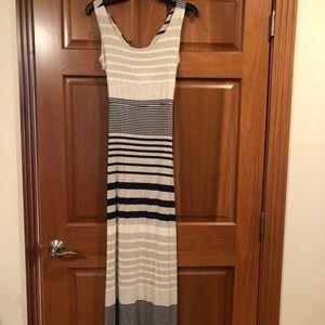Soft and cute maxi dress